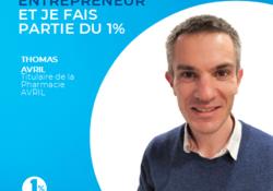 #JeFaisPartieDu1Pourcent